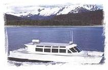 Cruise along Lynn Canal on the Fjord Express to Juneau